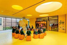 Gallery of Anglo Colombiano Primary School Building / Daniel Bonilla Arquitectos - 5
