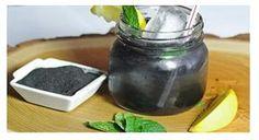 Bio Bloggando: Limonata al carbone attivo per eliminare le tossin...