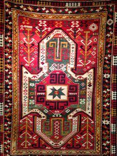 Sewan Kazak sold at Skinner, last half of 19th c.