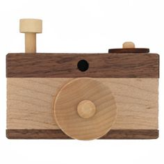 Wooden Camera Toy  $29.95