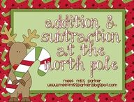 FANTASTIC FREEBIE- great morning work, or addition to math for holiday season!! Common Core aligned!