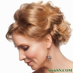 Ideas For Hair Mother of the Bride Hairstyles