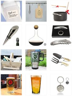 Top Fathers Day Gift Ideas From the kitchen gift co blog #fathersday #gifts #cooking #gadgets