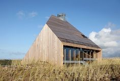 Das Dune House von Marc Koehler: Perfekt der Umgebung angepasst   KlonBlog
