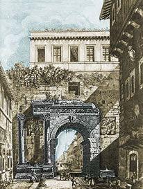 Portugal Arch  or Arcus Triumphalis? ... [ital]  http://www.romeandart.eu/it/arte-arco-portogallo.html