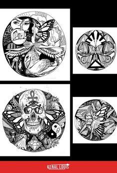 Butterfly Artwork, Morpho Butterfly, Butterfly Drawing, Butterfly Illustration, Illustration Art, Illustrations, Red Wall Art, Wall Art Prints, Line Artwork
