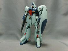 Bandai MG 1/100 Re-GZ Zeta built model kit Gundam Gunpla Action Figure #Bandai