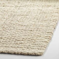 Crafted of 100% jute with a soft underfoot feel, our exclusive rug is at home in both casual and formal settings. A fresh change of pace from traditional coverings, this versatile rug features a natural woven texture.