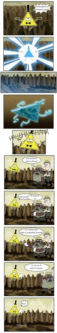 Pero soy Bill...