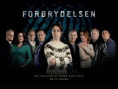 The Killing (Forbrydelsen). Danish TV series.