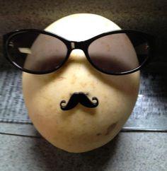 Melon Mustache of Awesomeness