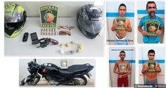 CIOSAC prende acusados de tráfico, em caruaru | S1 Notícias