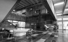 Kenzo Tange : Kurashiki City Hall   Japan