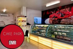 "‪#‎CakePark‬, a deisgner ‪#‎cake‬ ‪#‎studio‬ in ‪#‎chennai‬ providing fine ‪#‎bakery‬ products in town. ""Step into our outlets to feel special"". View our wide range of products: www.cakepark.net #bakery ‪#‎shop‬ #chennai ‪#‎bangalore‬"