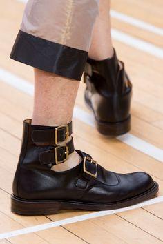 Vivienne Westwood Spring 2018 Men's Fashion Show Details - The Impression