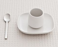Ovale Flatware by Ronan and Erwan Bouroullec for Alessi - Design Milk