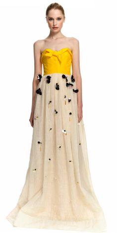 vestido de Delpozo