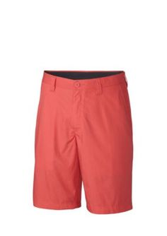 Columbia Sunset Red Washed Out Shorts