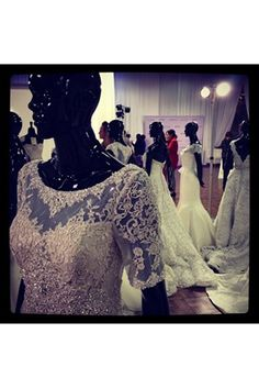 Justin Alexander - Spring 2014 Bridal Market