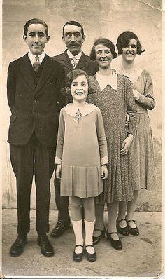 The Lamb Family, Hastings 1920s