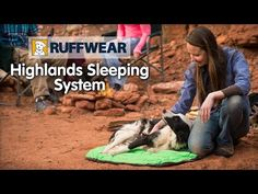 New Products Explored – The Highlands™ Sleeping System | blog for outdoor dogs