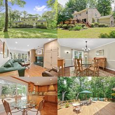 Bedford Village Colonial Move Right In! Colonial, York, Mansions, House Styles, Beautiful, Home Decor, Decoration Home, Manor Houses, Room Decor