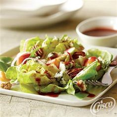 Fruity Balsamic Vinaigrette from Crisco�
