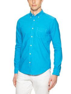 Vince Garment Dyed Sport Shirt