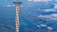 Empresa planeja elevador que abre atalho para o espaço - regiaonoroeste.com