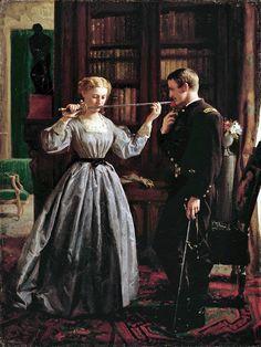 19th century American Paintings: Civil War