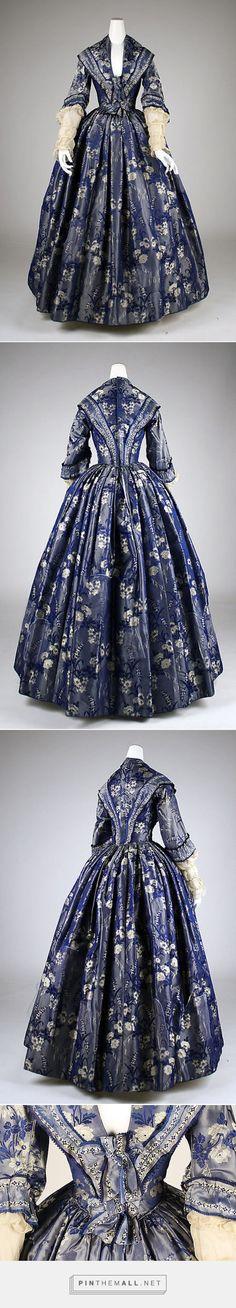 Dress ca. 1842 British | The Metropolitan Museum of Art