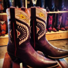 Little Chief Boot....for ladies.