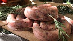 Foto: Ingrid Mathilde Langvik / NRK Barbecue, Stuffed Mushrooms, Potatoes, Vegetables, Food, Salt, Spirals, Bbq, Barrel Smoker