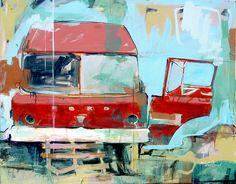 Dylan Tellesen  2004  Acrylic on Canvas