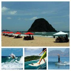 Red Island Banyuwangi Indonesiaku To Go, Island, Water, Outdoor Decor, Red, Travel, Gripe Water, Viajes, Islands