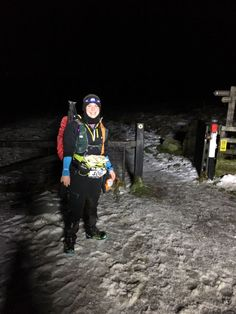 [Race report] Spine Mountain Rescue Challenge: 108 mile winter ultra
