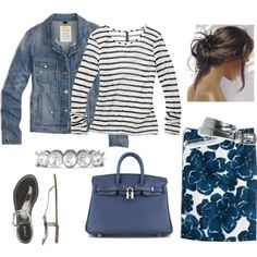 Spring, created by cocodaisy on Polyvore