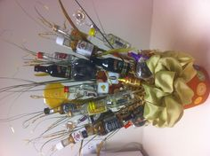 Liquor bouquet