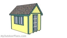 Free Tiny House Plans | MyOutdoorPlans | Free Woodworking Plans and Projects, DIY Shed, Wooden Playhouse, Pergola, Bbq