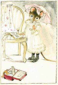 Ernest et Célestine Ernest And Celestine, Marjolein Bastin, Beatrix Potter, Children's Book Illustration, Art Plastique, Beautiful Paintings, Cartoon Drawings, Art Day, Artworks