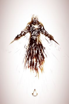 Altair, Assassin's Creed Sketch