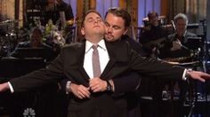 Leonardo DiCaprio surprised and cracked up the audience last week on Saturday Night Live when appeared during host Jonah Hill's opening monologue. Read more here...