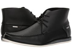 Calvin Klein Mens Kalford Black 12 M Calvin Klein Men, Discount Shoes, Men's Shoes, Handsome, Lace Up, Footwear, Booty, Pairs, Mens Fashion