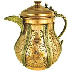 Turkish tea pot