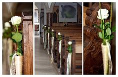 dekoracja kościoła na ślub róże - Szukaj w Google