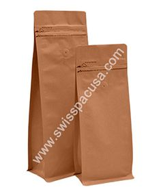 Our #12oz_340g #SHINYBLACK   #FLAT_BLOCKBOTTOMBAGS #WITHTEARZIPPERANDVALVE take considerably less space than traditional boxes and they are more suitable for various forms of products