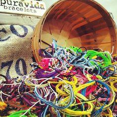Puravida bracelets <3