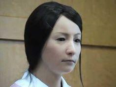 Most Human Like Robot Ever. ¡Wow! EL avance en expresiones faciales es aún imperfecto, sin embargo, es un gran avance el que se ha logrado.