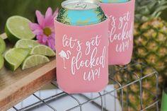 SALE!! Flamingo Bachelorette- Let's Flamingle- Flamingo Party- Beach Bachelorette- Bachelorette Part