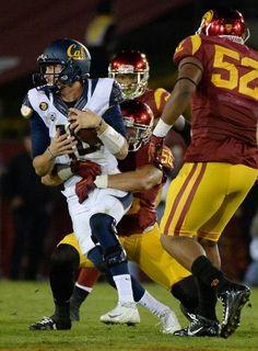 California Golden Bears vs. USC Trojans - Photos - November 13 6e60dcf93